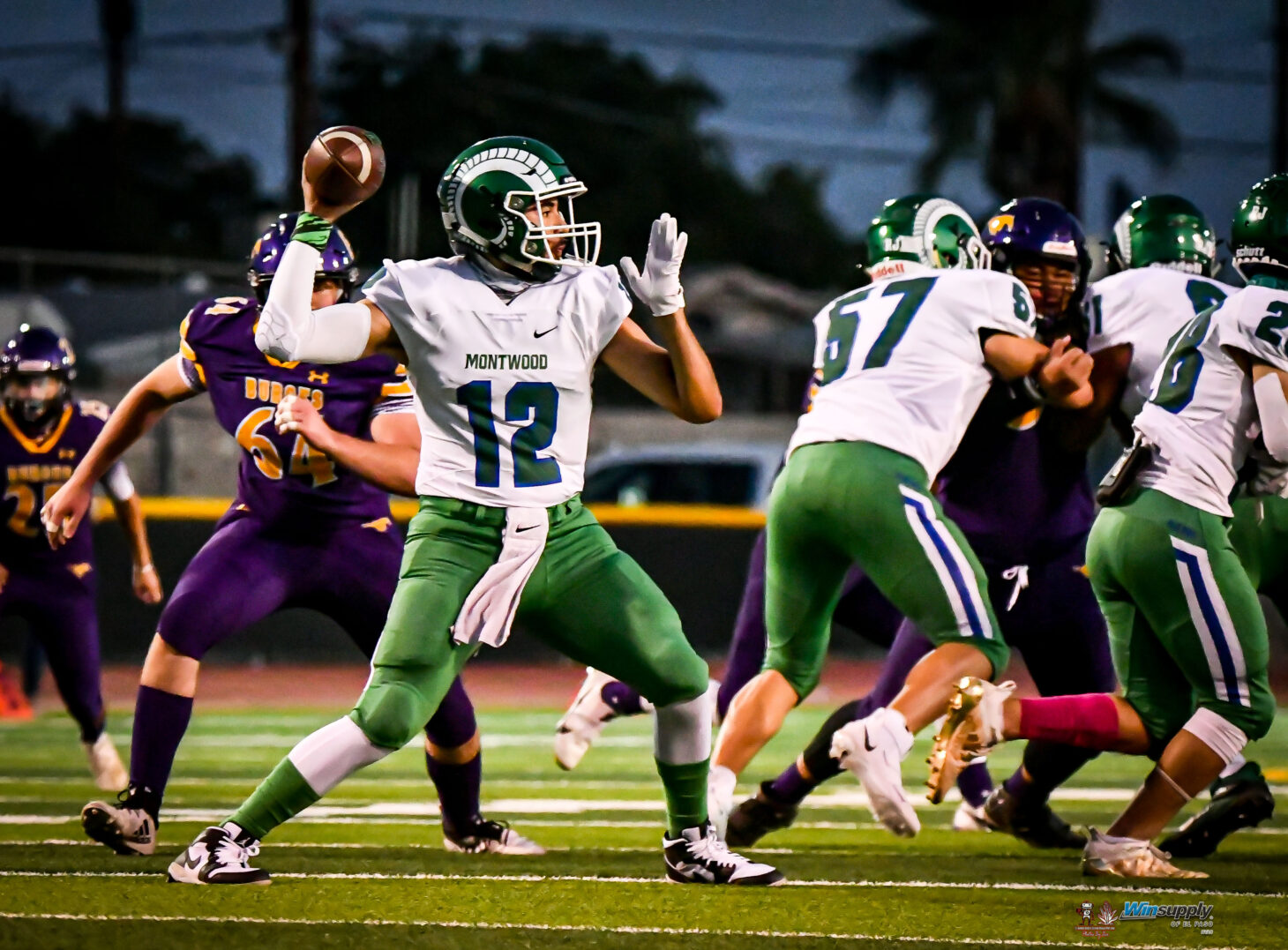 Montwood at Burges, Oct 2, 2020- Andres Acosta / El Paso Herald-Post