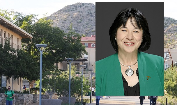 UTEP Social Work Faculty Member awarded top Mexican government honor