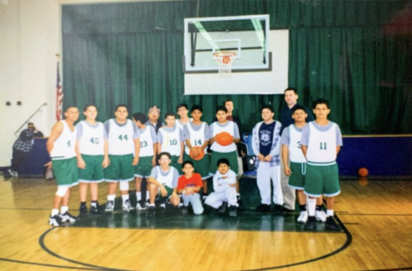 Book recounts the successes, challenges of the '95-96 Guillen boys basketball team