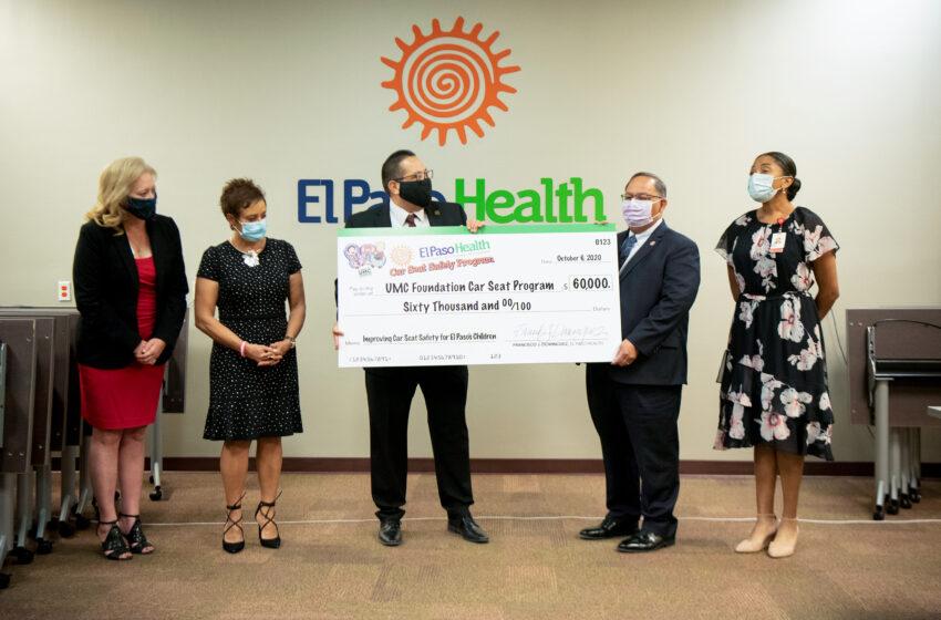 El Paso Health continues partnerships with Foundations at EPCH and UMC