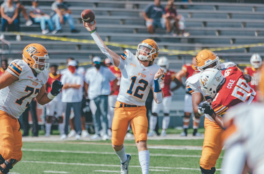 UTEP Gameday: Miners travel to Charlotte for third straight road game