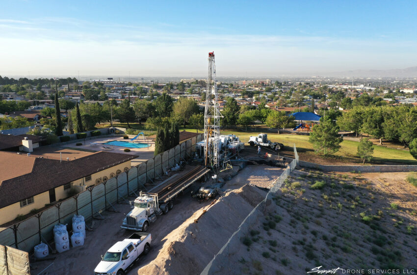 EPWater expedites drilling of six wells