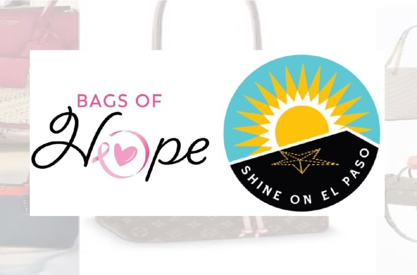 Shine On El Paso, Bags of Hope partner to donate to Stand with Estela Fund