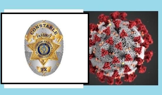 El Paso County Constables to enforce County Judge's Order
