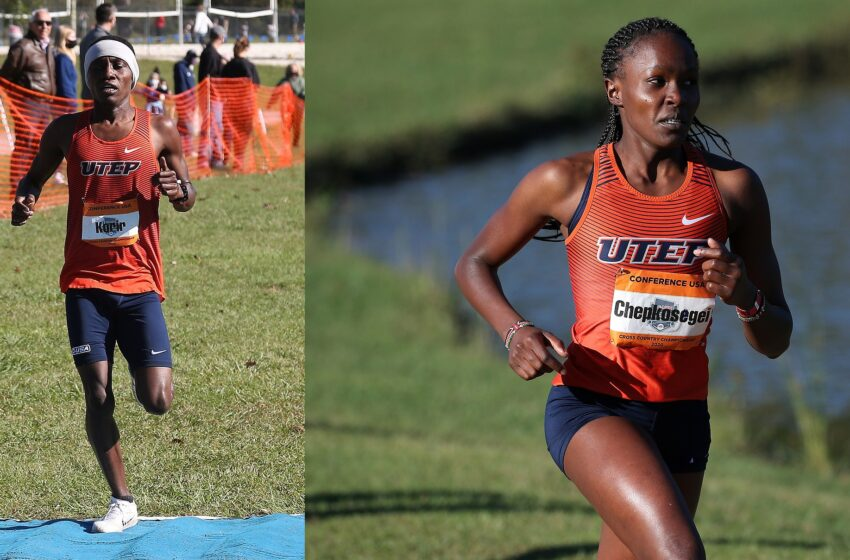 Four Miners garner Top-10 finishes at the C-USA XC Championships