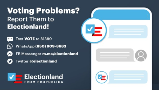 Herald Post, ProPublica partner to investigate voting problems