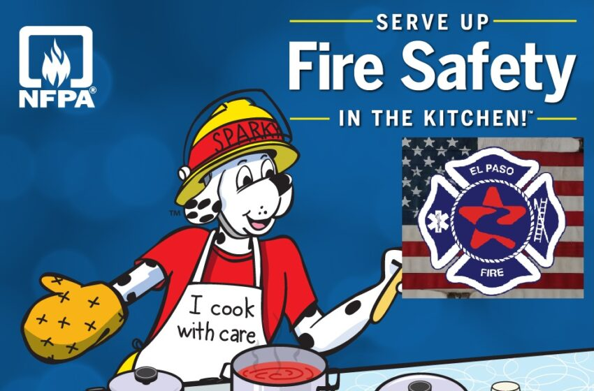 EPFD reminds residents to be safe via Fire Prevention Week