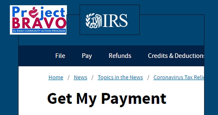 "Project BRAVO: Deadline for IRS Economic Impact ""Stimulus"" payment filing approaching"