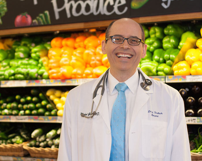 Veg Society of El Paso hosts virtual 'Compassionate Thanksgiving' with plant-based nutrition expert Dr. Michael Greger