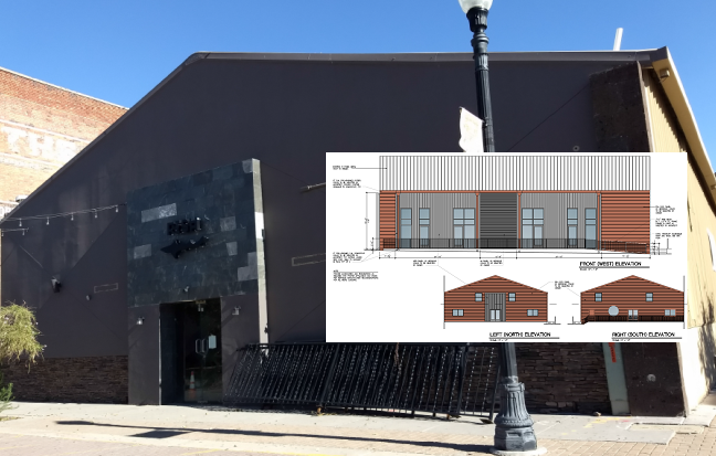 DMD approves Facade Improvement Grant Funds for Union Plaza Property