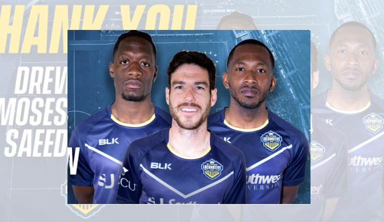 Locomotive and Beckie, Makinde, Robinson, Mutually Agree to Part Ways