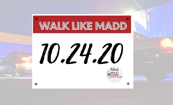 Virtual 'Walk Like MADD' unites community to remember loved ones, inspire change, end drunk driving
