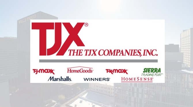 TJX Companies headed to El Paso; $150m investment, 1k jobs for region