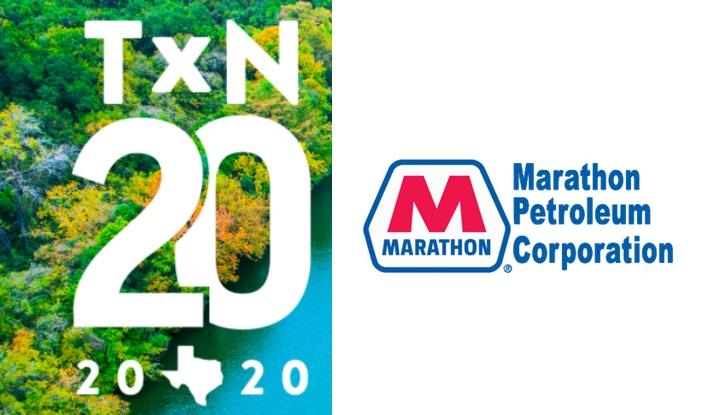 Texan by Nature recognizes Marathon Petroleum Corporation
