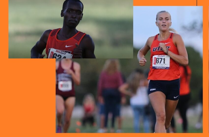 UTEP Cross Country runs first event of 2020 at Cowboy Jamboree