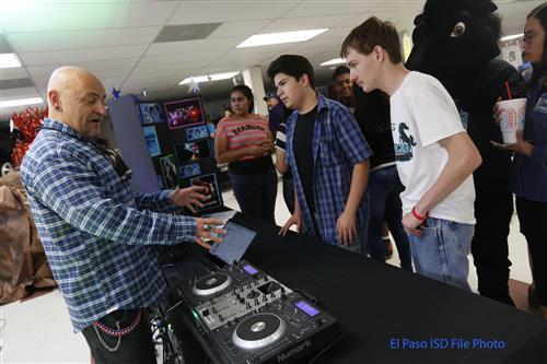 TMECHS dance teacher wins McDonald's HACER Education Tour gift