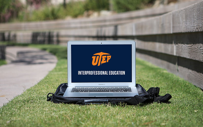 Three hundred and fifty UTEP health care students and medical students from Texas Tech University Health Sciences Center (TTUHSC) El Paso Paul L. Foster School of Medicine participated in UTEP's first virtual Interprofessional Education experience in October 2020.