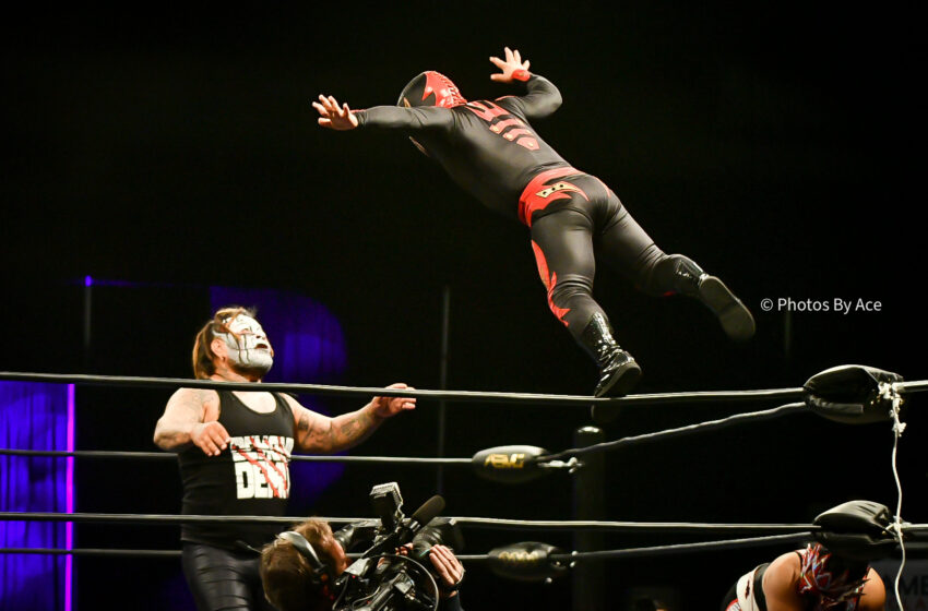 Gallery: Lucha PALOOZA in The Desert Drive In event