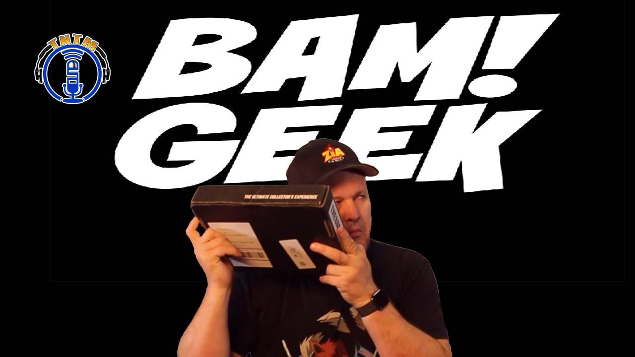 Bam Geek Box