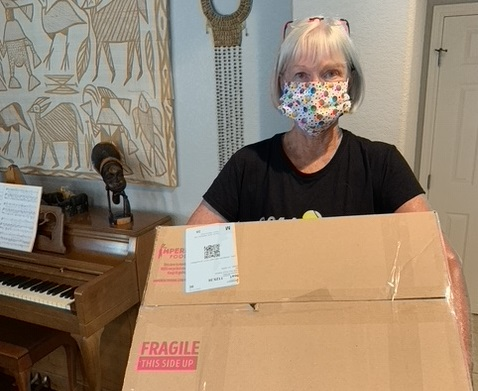 Texas Chapters of Daughters of the American Revolution make, send masks to El Paso