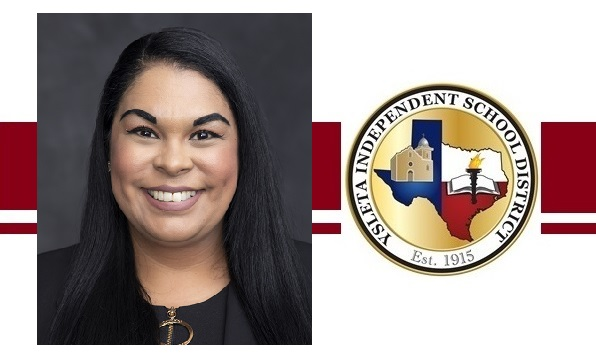 Ysleta ISD principal named finalist for TX middle school Principal of the Year