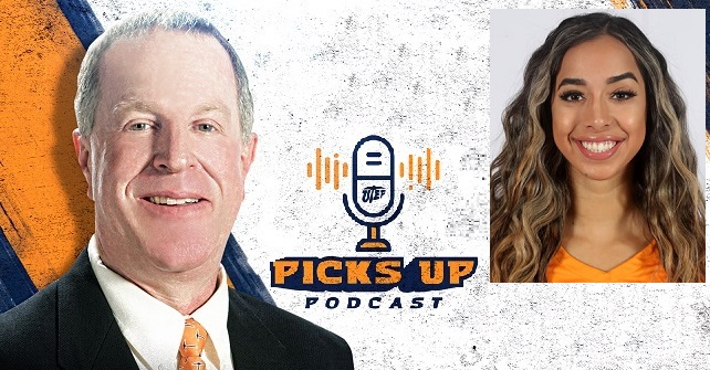 """UTEP Women's Basketball's Katia Gallegos guests on the """"Picks Up Podcast"""""""