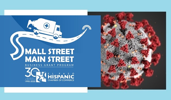 El Paso Hispanic Chamber of Commerce to grant $170K in aid to Small Businesses
