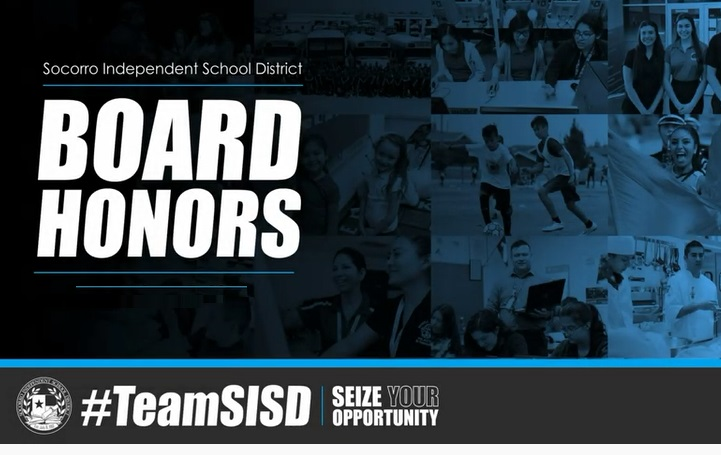 SISD Board honors students, staff for science, teaching, counseling, years of service