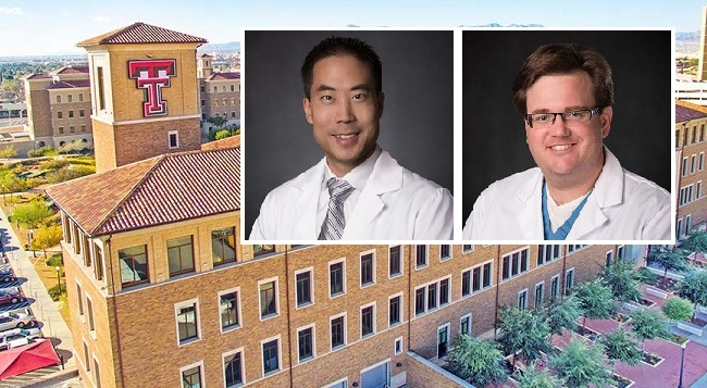 Two Foster School of Medicine faculty members inducted to Alpha Omega Alpha Honor Medical Society