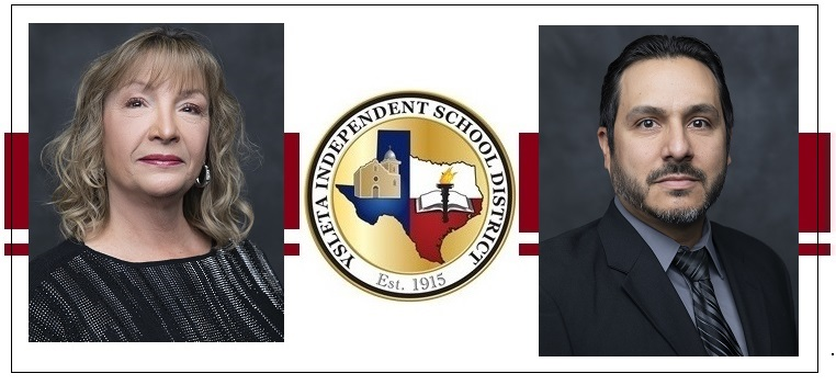 Two Ysleta ISD counselors win Lone Star award for outstanding programs
