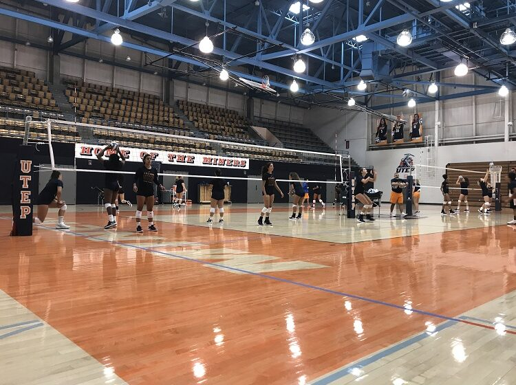 UTEP Volleyball adds two signees ahead of Spring Competition