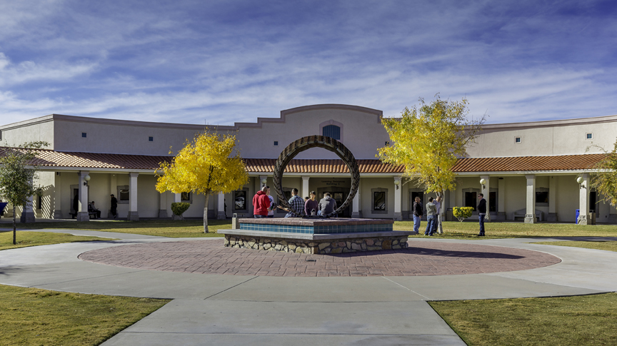 Mission del Paso Campus | Photo courtesy EPCC