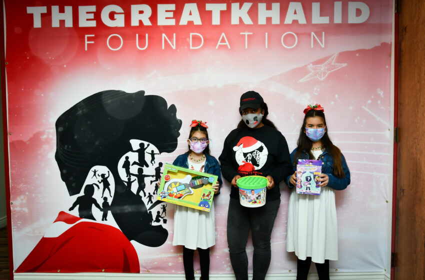 Gallery+Story: The Great Khalid Foundation celebrates 'Christmas with Khalid'