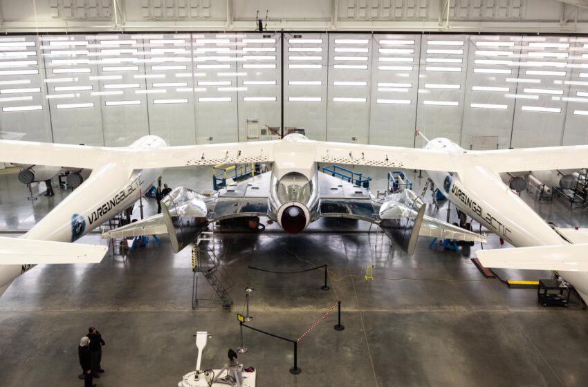 Virgin Galactic prepares for first spaceflight from Spaceport America this week