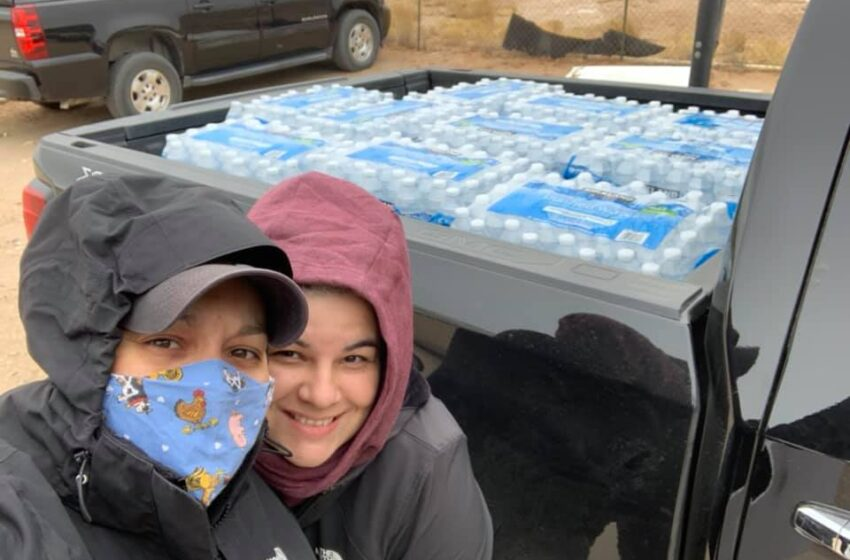 As residents endure Holiday Season without water, Neighbors unite to restore Faith, Hope and Love