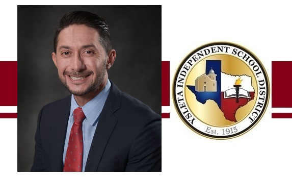 Charlie Garcia, principal of Bel Air High School | Photo courtesy YISD