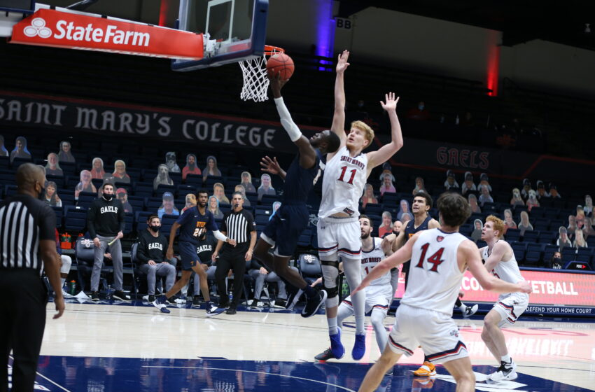 Miners fall at Saint Mary's College 73-61