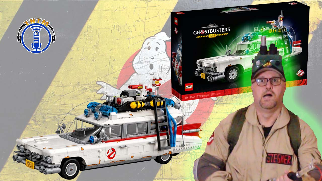 Lego Ghostbusters Ecto