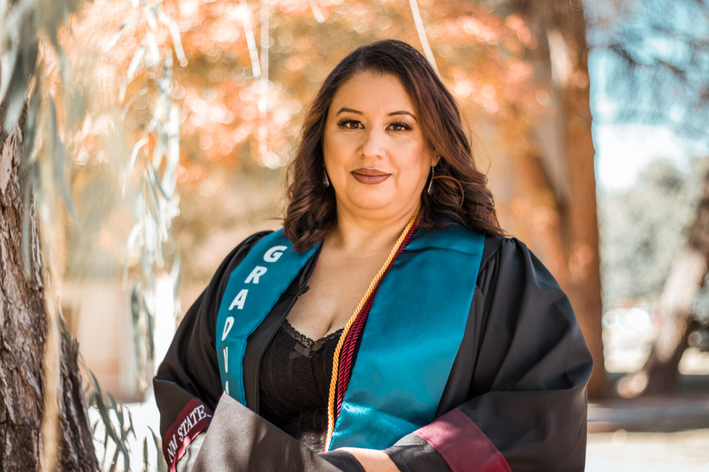 Lisa Keller is a fall 2020 New Mexico State University graduate who earned Bachelor of Science from the Hotel, Restaurant and Tourism Management program. | Photo courtesy NMSU