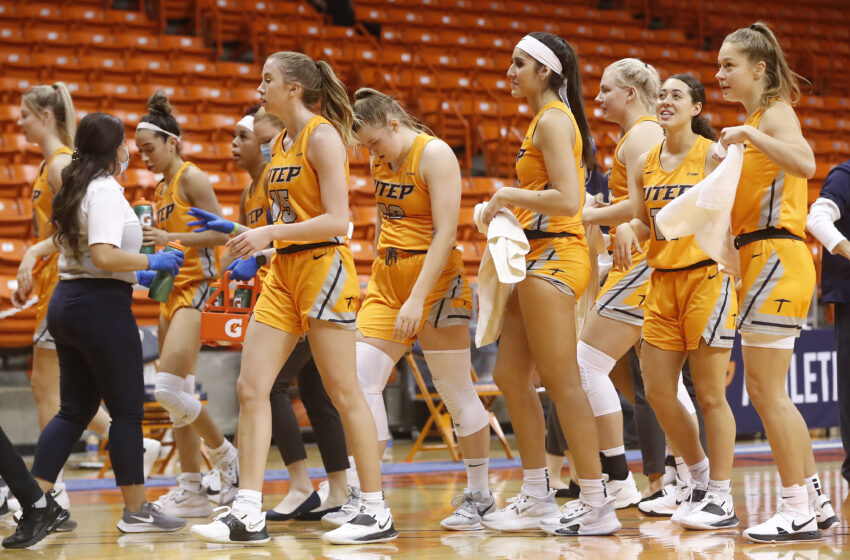 UTEP Women's Hoops closes non-conference schedule at NAU Thursday