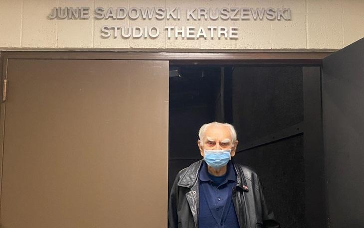 UTEP Studio Theatre renamed in honor of Professor's Beloved Wife