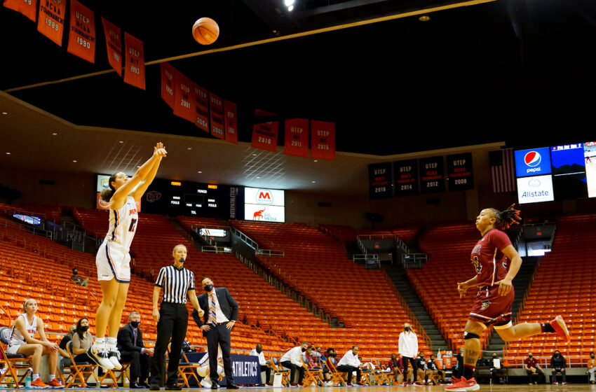 UTEP Women's Basketball sets out for first road trip of season at Utah State