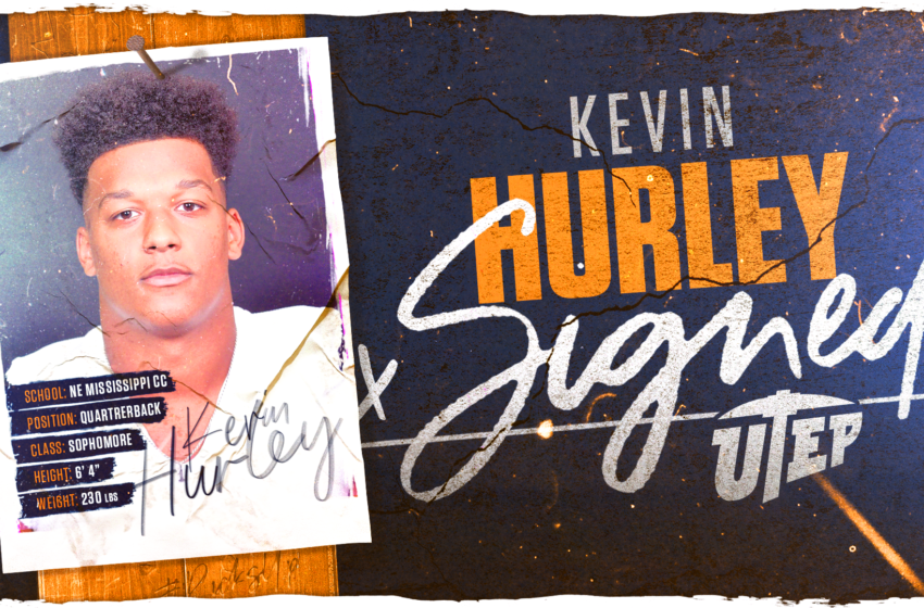 Miners kick off Early Signing Period by inking QB Kevin Hurley