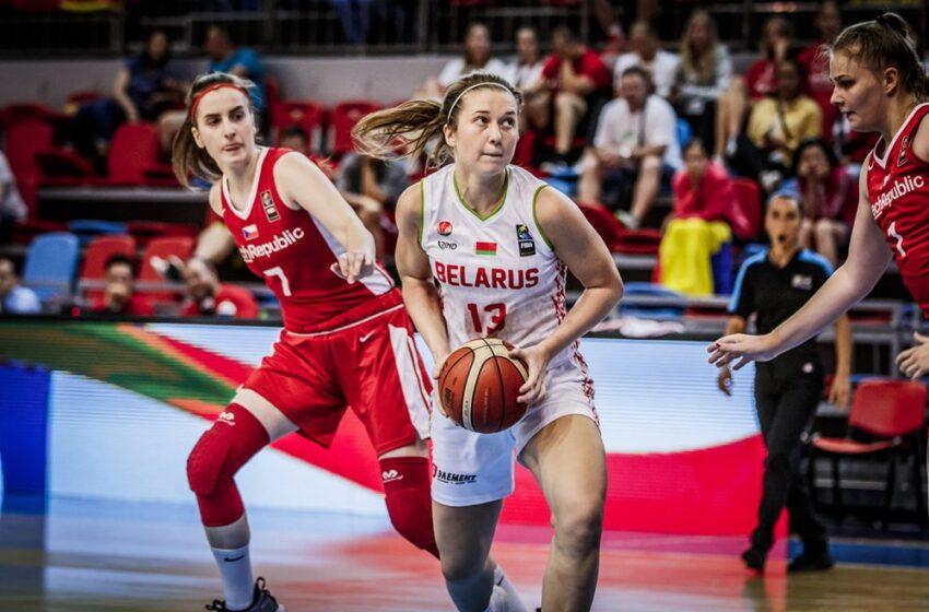 UTEP Women's Hoops lands Belarusian Transfer Masha Vasileuka