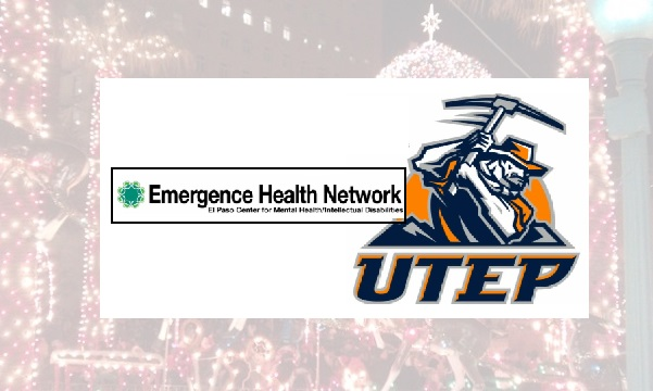 Emergence, UTEP Student Athletes team up to share important message about Holiday Blues