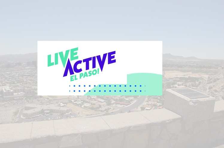 City invites Community to join 'Live Active EP Movement,'  Celebrate New Year at Scenic Drive
