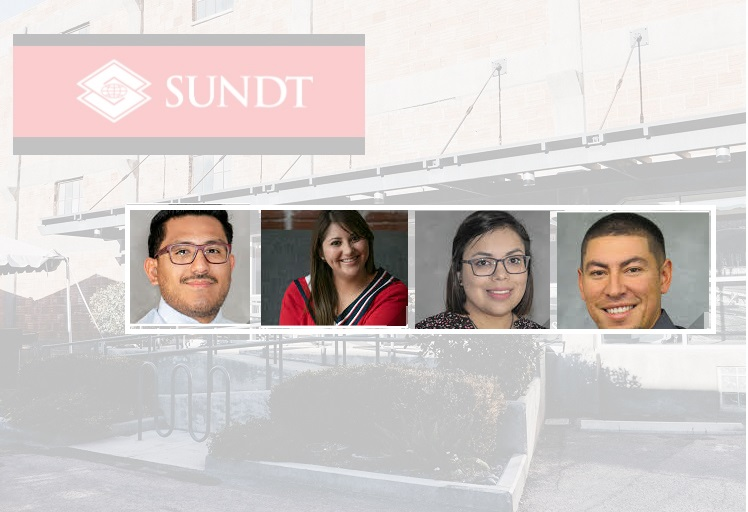 Sundt promotes four hometown residents at El Paso office