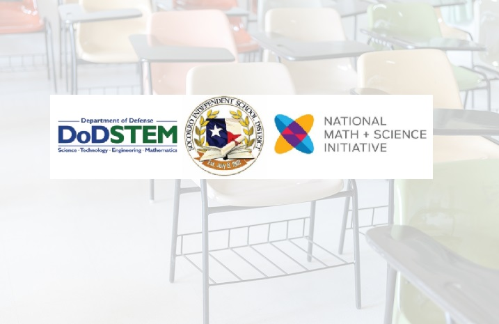 Americas, Eastlake, Pebble Hills HS to receive DOD, NMSI math, science, college readiness initiative
