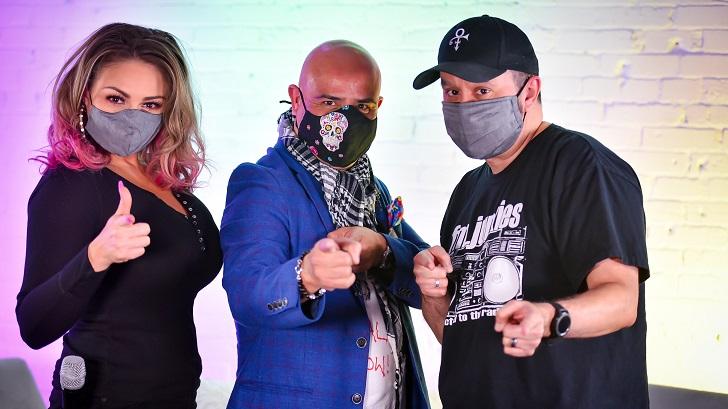 VLog: Stay Tuned El Paso with Vic & Priss: S.2/Ep.107 feat. Alberto 'El Pelon' Orozco