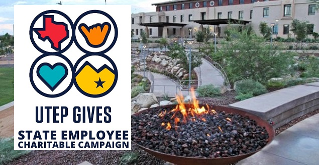 UTEP's State Employee Charitable Campaign raises $100K+ for State, Local Charities